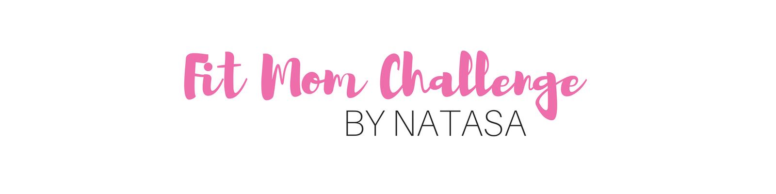 4 viikon Fit Mom Challenge